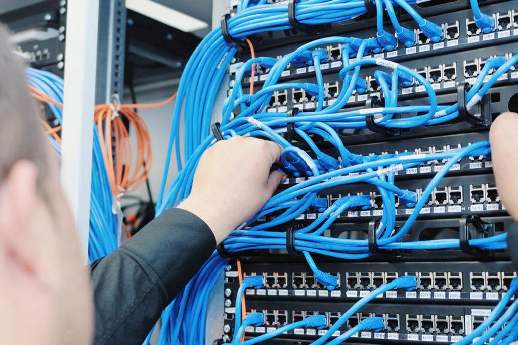 NETWORK DATA SİSTEMLERİ KURULUMU GELİŞTİRİLMESİ PROJELENDİRİLMESİ