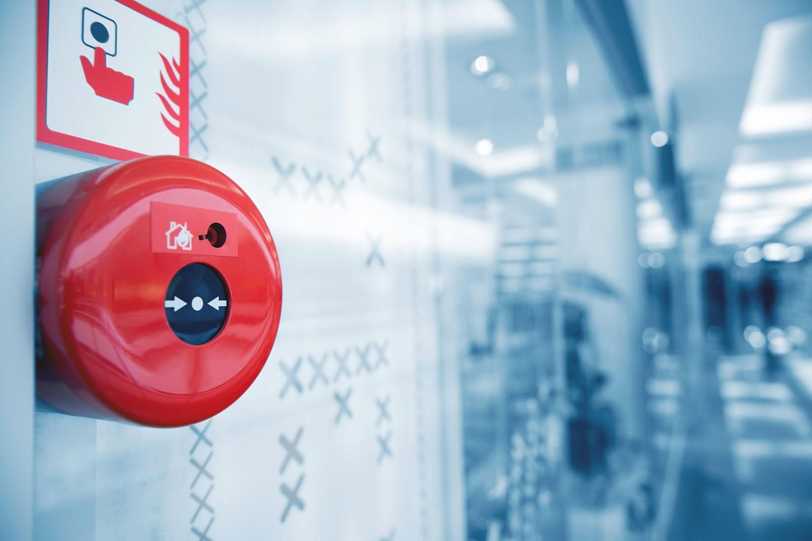 yangın algılama alarm